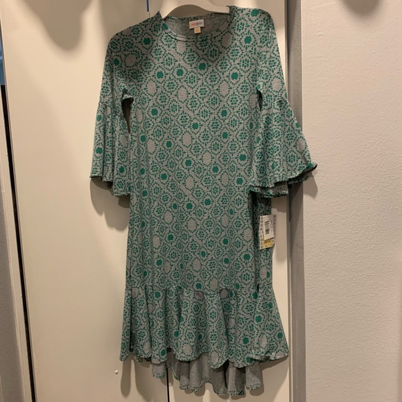 LuLaRoe Dresses & Skirts - LuLaRoe Maurine Dress